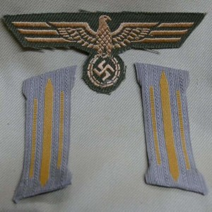 EARLY DAK INSIGNIA_front
