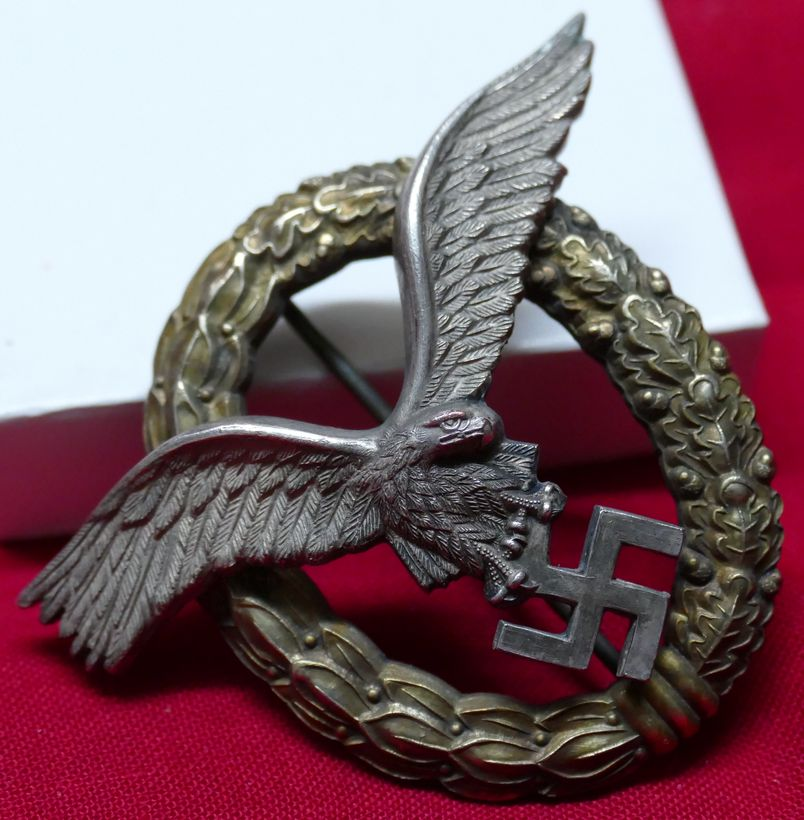 LW PANZER ASSAULT BADGE – Military collectables for sale